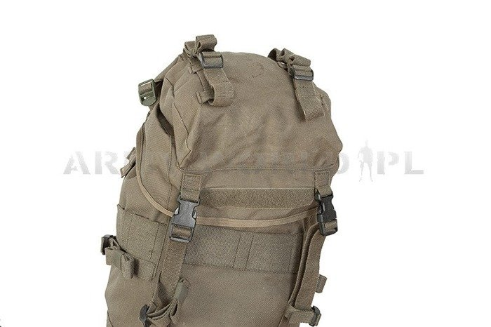 Military Austrian Backpack 65 L Oliv Original Used