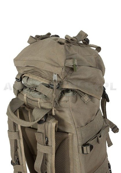 Military Austrian Backpack 65 L Oliv Original Used Very Good Condition