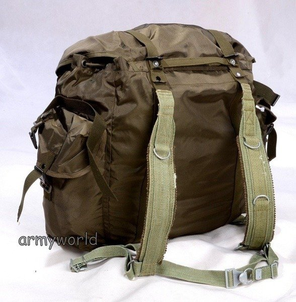 Military Austrian Backpack 80L Oliv Original Version II New