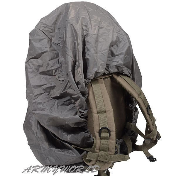 Military Austrian Backpack Cordura Capacity 25 liters Oliv Used