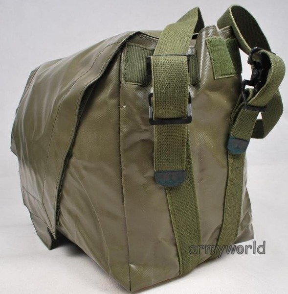 Military Austrian Bag Gummed Original New