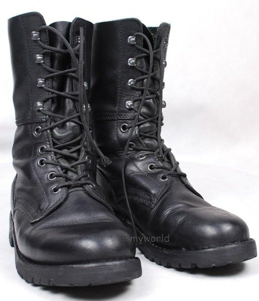 Military Austrian Boots Original Demobil Condition Good