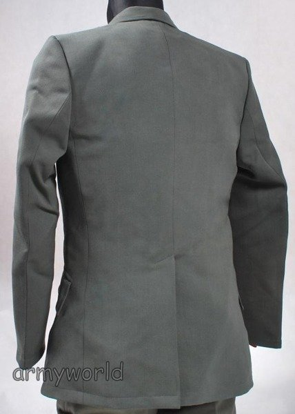 Military Austrian Gala Jacket Grey Original New
