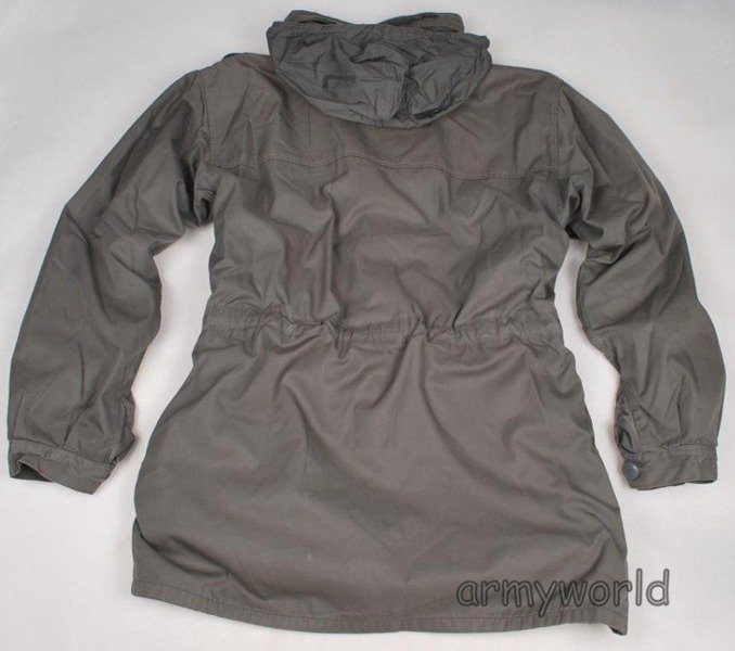 Military Austrian M65 Jacket Original Demobil