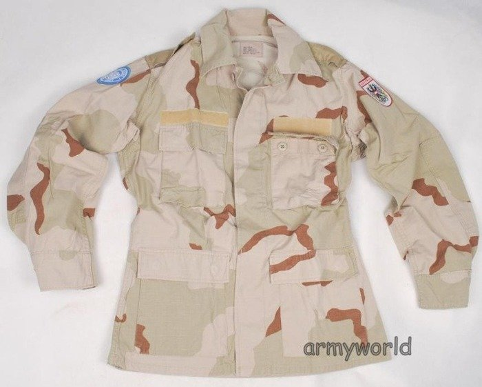 Military Austrian Shirt 3-Color Ripstop Original Demobil