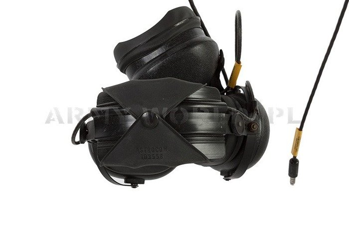 Military Aviation Headset  ASTROCOM 10355-B Original Demobil