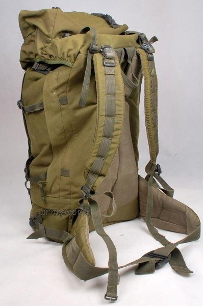 Military Backpack Berghaus Cyclops II Vulcan Dutch 110l Original Demobil