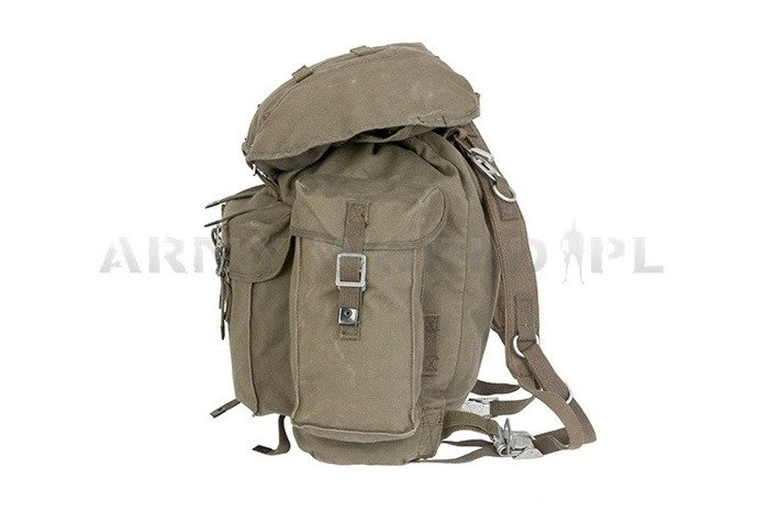Military Backpack Bundeswehr Cube 25 Liters Oliv Demobil