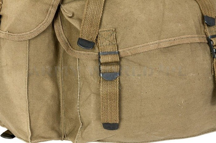 Military Backpack Bundeswehr Cube Coyote Used