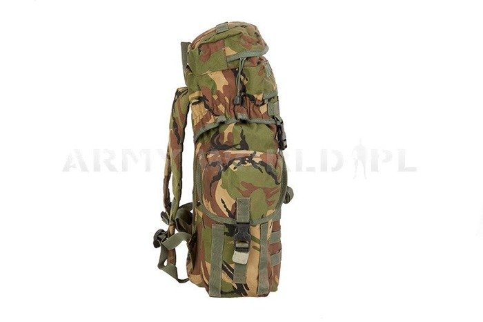 Military Backpack DPM Woodland 35 Liters Used