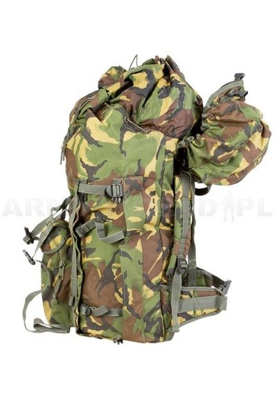 Military Backpack DPM Woodland British Army Web-Tex Original Used