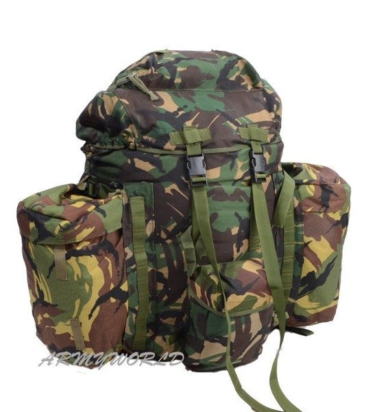 Military Backpack DPM Woodland Original Demobil