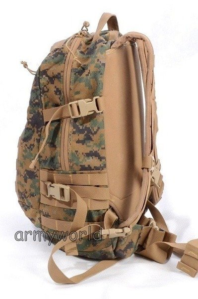 Military Backpack US Army APB03 Assault Pack USMC Original Demobil