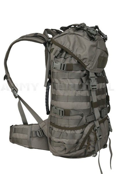 Military Backpack WisportRaccoon 45 Liters Olive Green New