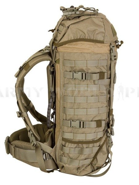 Military Backpack WisportRaccoon 45 Liters Ral - 7013 New