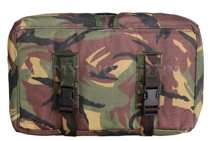 Military Bag For  First-Aid Kit Military Dutch Container Original Demobil