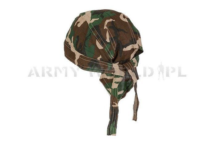 Military Bandana Woodland Mil-tec New