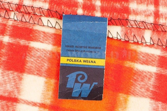 Military Blanket Polish Art. No. 2395-3Original - New