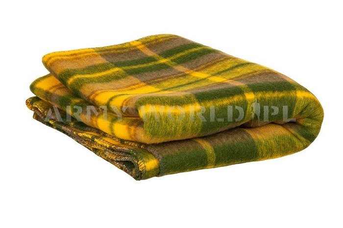 Military Blanket Polish Art. No. 24430-12 Original - New