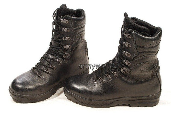 Military Boots JOLLY GORE-TEX Safety Footwear Original Demobil Good Condition