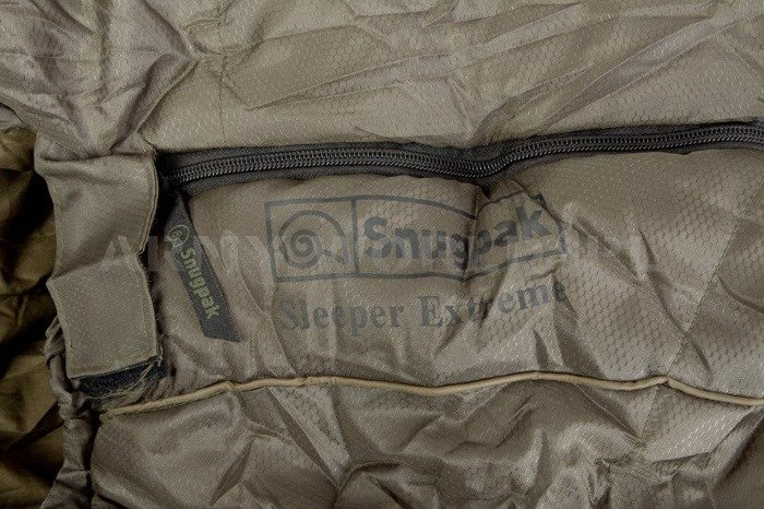 Military British Sleeping Bag Snugpak Sleeper Extreme Oliv Original Like New