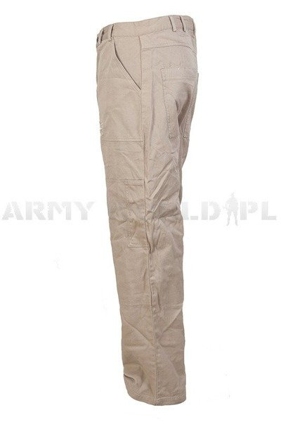 Military Cargo Pants Khaki Life-Line Brooklet Used