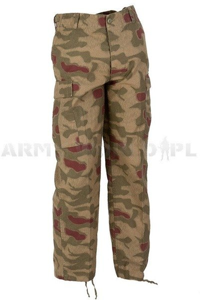 Military Cargo Pants Ranger Type  BDU BGS- New