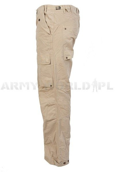 Military Cargo PantsLQD Khaki Original Used