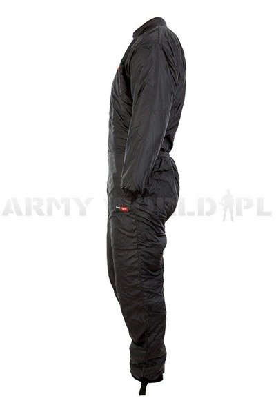 Military Coveralls 3M Typhoon Thinsulate Black Original Demobil Condition Good +