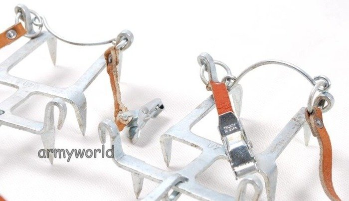 Military Crampons Swiss Army Original Demobil