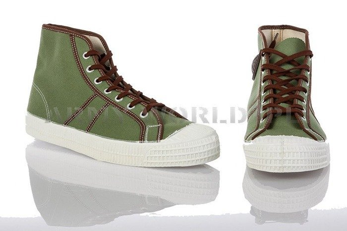Military Czech High Trainers Sport Shoes Original New