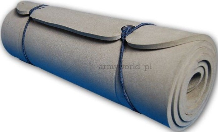 Military Danish Sleeping Mat Rolled Up Original Demobil