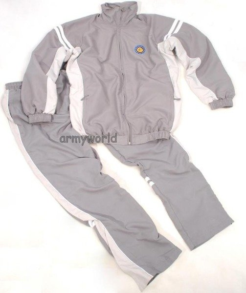 Military Danish Sweatsuit Sweatshirt + Sweatpants Original Demobil