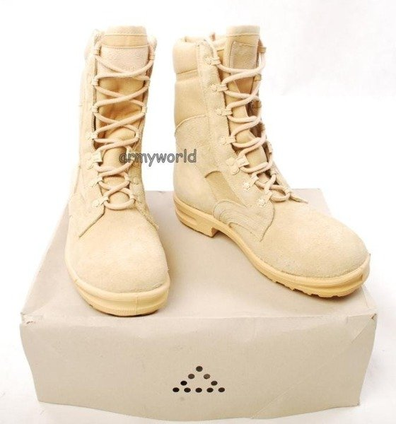 Military Desert Boots Baltes New