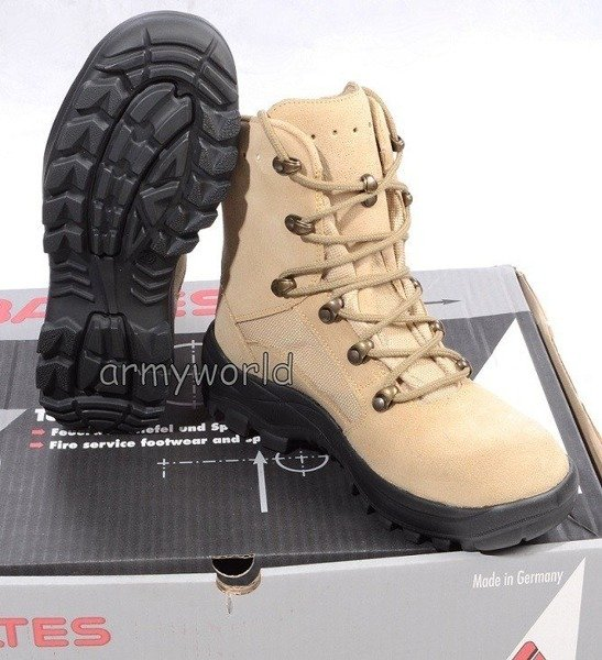Military Desert Shoes Baltes Test Version New Art. nr 110689