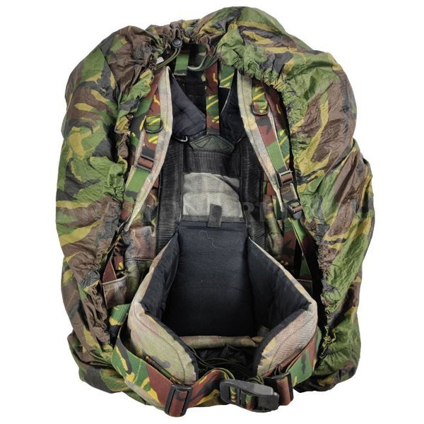 Military Dutch Backpack Cover Camouflage DPM Original Demobil