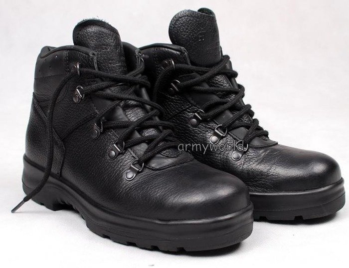 Military Dutch Boots Haix Above Ankle reinforced Tips Original New