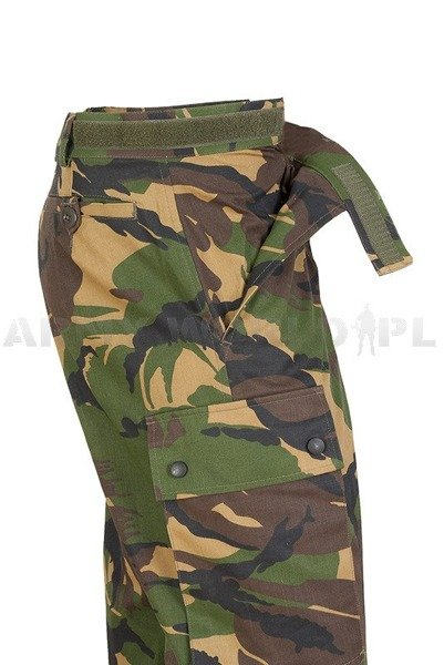 Military Dutch Cargo Trousers Camouflage DPM Original New - Set of 5 Pieces