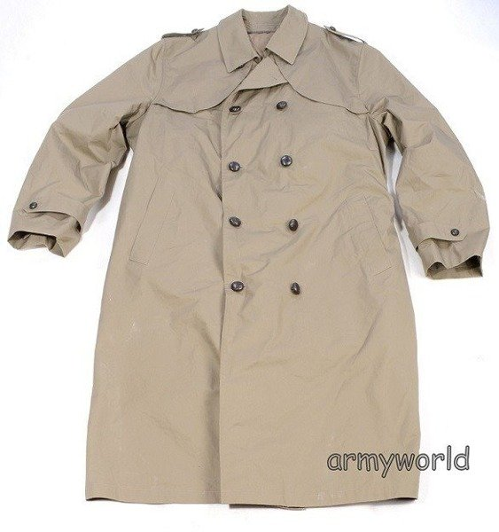 Military Dutch Coat With Liner Original Looks Like New