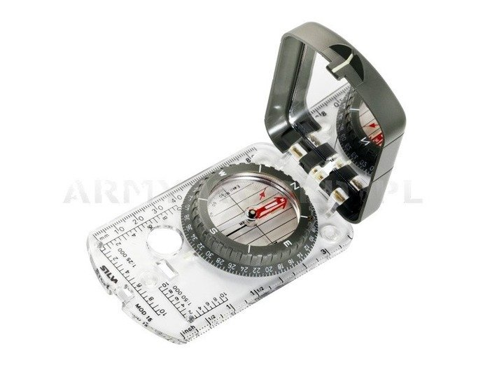 Military Dutch Compass SILVA Mod 15 Original New