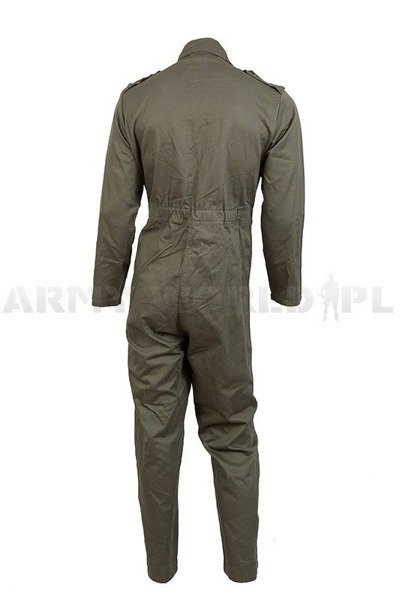 Military Dutch Cotton Suit Oliv Original  New
