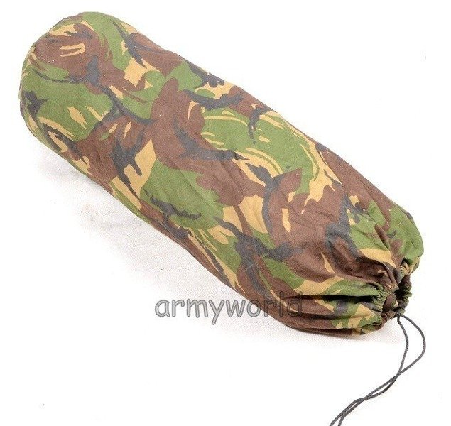 Military Dutch Cover DPM Original Demobil 75 cm x 37 cm