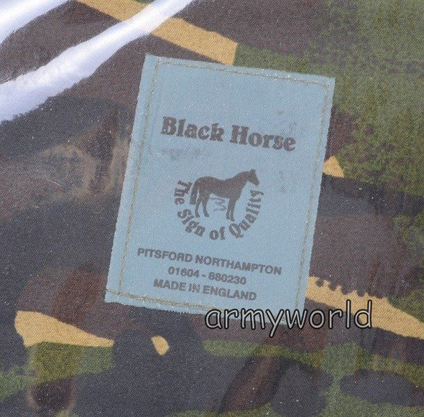 Military Dutch Cover For a Map Gore-tex BLACK HORSE Original Looks Like New