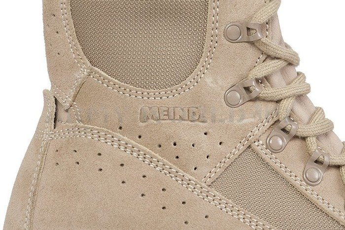 Military Dutch Desert Shoes Meindl Actual Version Original New