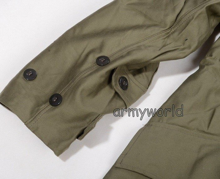 Military Dutch Jacket Oliv Original New