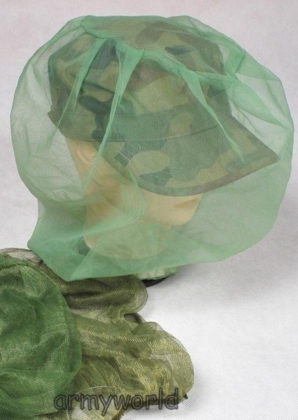 Military Dutch Mosquito Net For Flies and Mosquitos Original Demobil