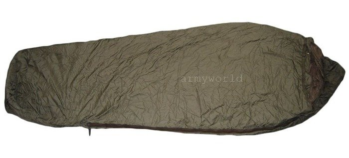 Military Dutch Sleeping Bag Carinthia Summer Version Special Forces Original Demobil