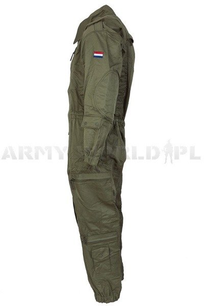 Military Dutch Suit SWAT Type Oliv Nomex Demobil