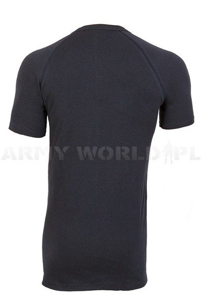 Military Dutch T-shirt Original Navy Blue New