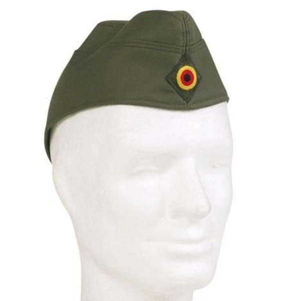 Military Forage Cap  Oliv Bundeswehr Original Demobil
